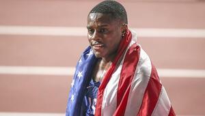 Son Dakika Haberi | Dünya şampiyonu atlet Colemana 2 yıl men cezası