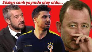 Son Dakika | Herkes bunu konuşuyor Tümer Metinin canlı yayındaki eleştirisi sonrası Sergen Yalçın ve Ozan Tufan...