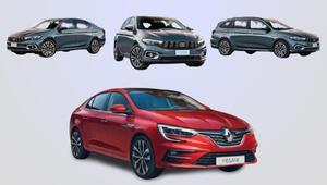 Son dakika haberleri: En çok satılan iki otomobil yenilendi İşte yeni yüzleri...