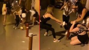 Görüntüler İzmirden... Trans bireyler öldüresiye dövdü