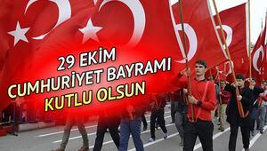 İşte 29 Ekim Cumhuriyet Bayramı mesajları ve sözleri
