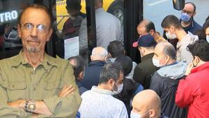 Son dakika haberler: Mehmet Ceyhan İstanbul için uyardı: Çok acil kademeli mesaiye geçilmeli