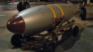 ABDden İsraile 14 bin tonluk bomba hediye