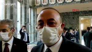 Bakan Çavuşoğlu, gündeme ilişkin soruları cevapladı