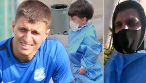 Oğlunu öldürmekle suçlanan Süper Lig futbolcusu ile ilgili yeni gelişme Savunma yapmadı...
