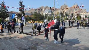 Tokatta, Atatürk Anıtına çelenk konuldu