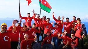 AK Parti Bodrum İlçe Başkanlığından 29 Ekim klibi
