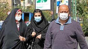 İranda son 24 saatte 415 kişi Kovid-19dan hayatını kaybetti