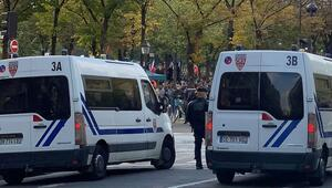 Son dakika haberi: Fransa'da Ermeni protestocular işe giden Türklere saldırdı: 5 yaralı