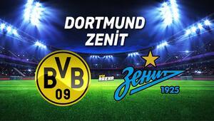 Borussia Dortmund Zenit maçı bu akşam saat kaçta, hangi kanalda
