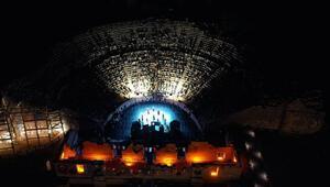 CSOdan Patara Antik Tiyatrosunda Cumhuriyet Bayramı Konseri