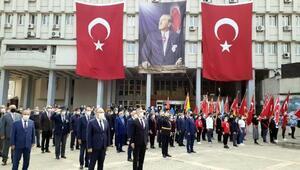 Zonguldakta 29 Ekim kutlamaları