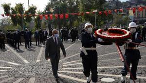 Kahramanmaraşta 29 Ekim kutlamaları başladı