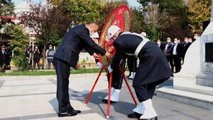 Edirne'de, 29 Ekim kutlamaları başladı