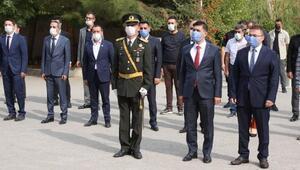 Erganide 29 Ekim Cumhuriyet Bayramı kutlamaları
