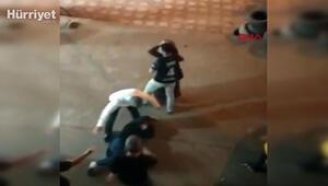 Boşanmak istemeyen kadın, kocası ve akrabaları tarafından dövüldü