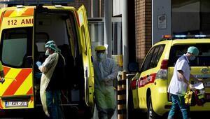 Avrupada Kovid-19 salgınında en fazla bulaşma Belçikada
