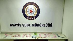 Savcı ve polis yalanı ile yüklü miktarda altın ve para dolandıran zanlı tutuklandı