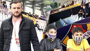 Eyüpspor Asbaşkanı Fatih Kulaksız: TFFden izinleri alıp 8 loca yaptık