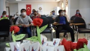 Bilgi Evi öğrencileri Mevlid Kandilini kutladı