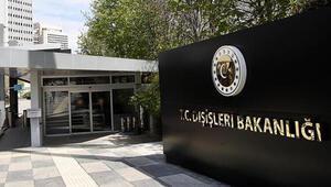 Türkiyeden Beyrut'ta Ermeni grupların alçak eylemine kınama
