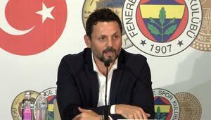 Erol Bulut: Türkiyenin en büyük kulübünde olmanın gururunu yaşıyorum