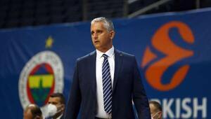 Fenerbahçe Beko Başantrenörü Igor Kokoskova ceza