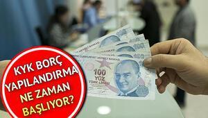 KYK borç yapılandırma başvurusu nasıl ve ne zaman yapılır KYK yapılandırma Mecliste kabul edildi: İlk ödeme o tarihte