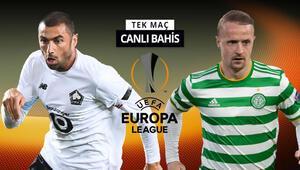 Bizim çocuklar Celtic karşısında Lillein galibiyetine verilen iddaa oranı...