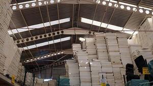 Antalyada tamir için çıktığı çatıdan düşen işçi hayatını kaybetti