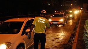Adanada hava destekli asayiş denetimi yapıldı...