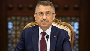 Cumhurbaşkanı Yardımcısı Fuat Oktaydan Cumhuriyet Bayramı mesajı
