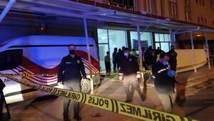 Konyada polis memuru, komşusunu öldürdü