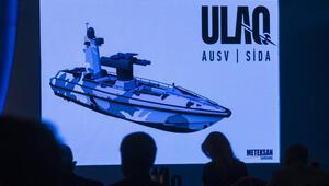 ULAQ: Türkiyenin ilk silahlı insansız deniz aracını sahneye çıktı