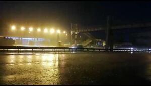 Son dakika... İstanbulda yağış etkili olmaya başladı