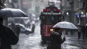 Yağmur ne zaman duracak Meteorolojiden İstanbul için son dakika uyarısı