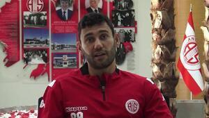 Veysel Sarı: Antalyasporu hak ettiği yere getireceğiz