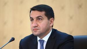 Azerbaycan Cumhurbaşkanı Müşaviri Hacıyev: Charlie Hebdoyu şiddetle kınıyoruz