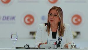 Bakan Pekcan: Türkiye, hedeflerinin arkasında yoluna kararlılıkla devam etmektedir