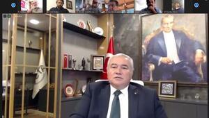 TOBB Başkanı Hisarcıklıoğlu, ATSO Meclisine konuk oldu