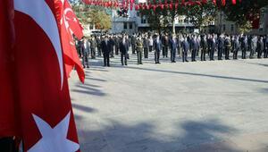 Tokatta 29 Ekim Cumhuriyet Bayramı törenle kutlandı