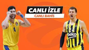 Fenerbahçe, Tel Aviv deplasmanında Canlı yayın ve canlı iddaa Misli.comda...
