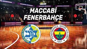 Maccabi Fenerbahçe maçı saat kaçta hangi kanaldan canlı yayınlanacak Maccabi Fenerbahçe maçı detayları