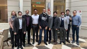 Akkuyu temsilcileri SPbPUnun Türk öğrencileriyle buluştu