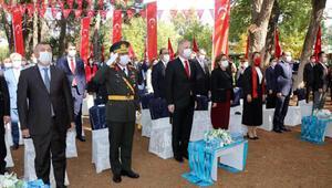 Gaziantep'te 29 Ekim coşkuyla kutlandı