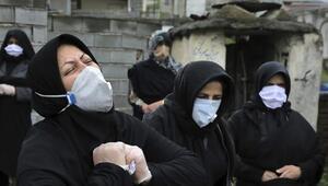 İranda Kovid-19dan hayatını kaybedenlerin sayısı 34 bin 113 oldu