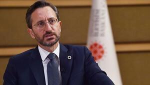 Son dakika: İletişim Başkanı Fahrettin Altundan Fransadaki terör saldırısına kınama