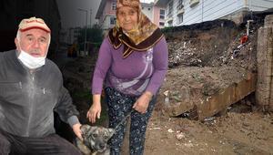 Malkara da sağanak etkili oldu... 'Çok korktuk' dedi ve o anları anlattı: Bizi köpeğimiz uyandırdı