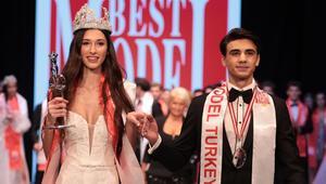 33. Best Model Türkiye yarışmasında birinci olan 15 yaşındaki Melisa İmrak'tan çok konuşulacak açıklamalar