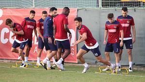 Aytemiz Alanyaspor, Göztepe maçı hazırlıklarını sürdürdü